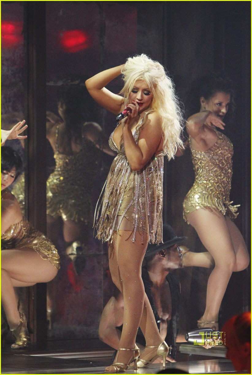 christina aguilera dancing with the stars 03