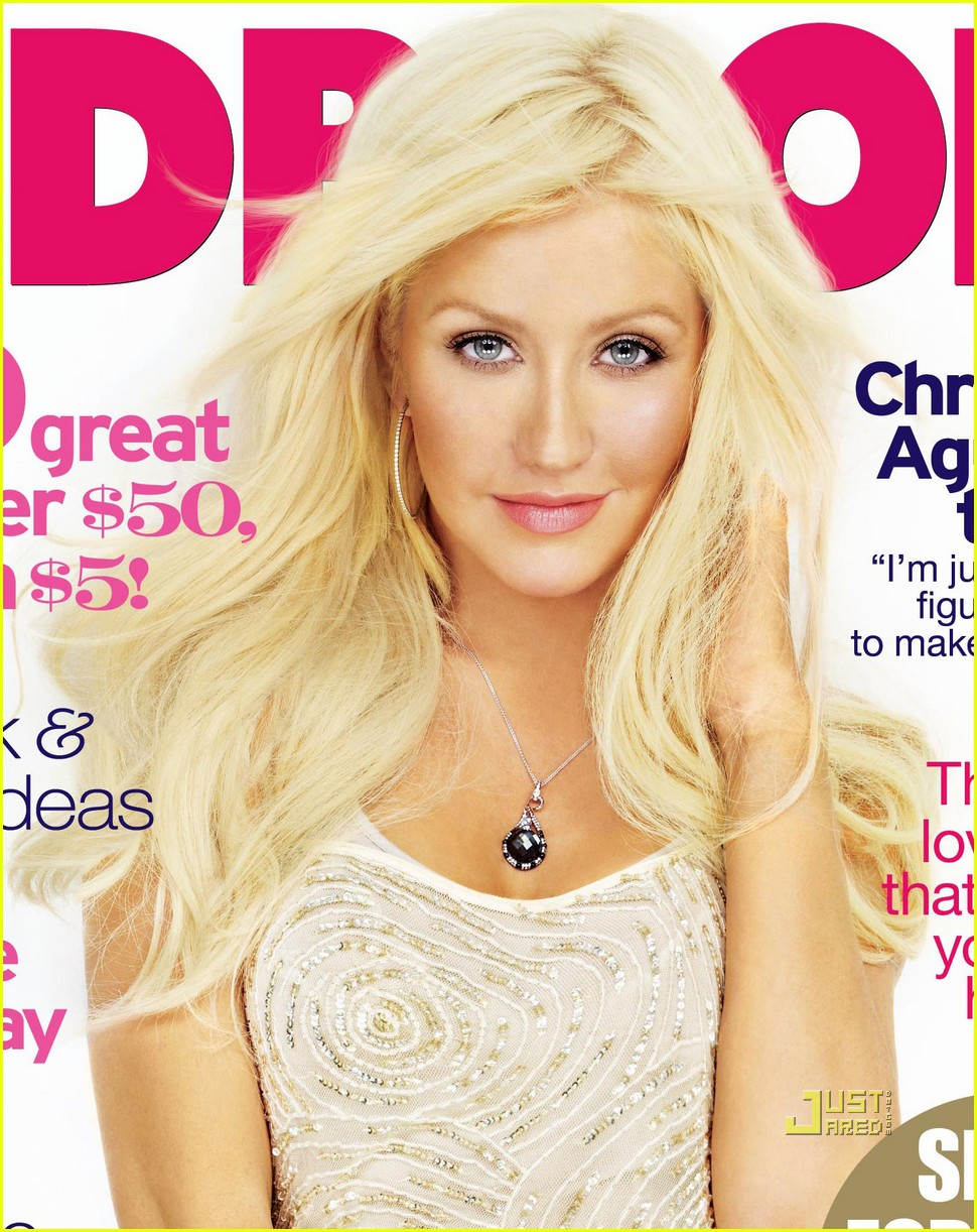 christina aguilera redbook december 2010 03