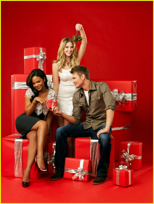 chad michael murray christmas cupid 032494173