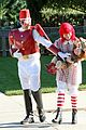 alyson hannigan satyana halloween sock monkey 20