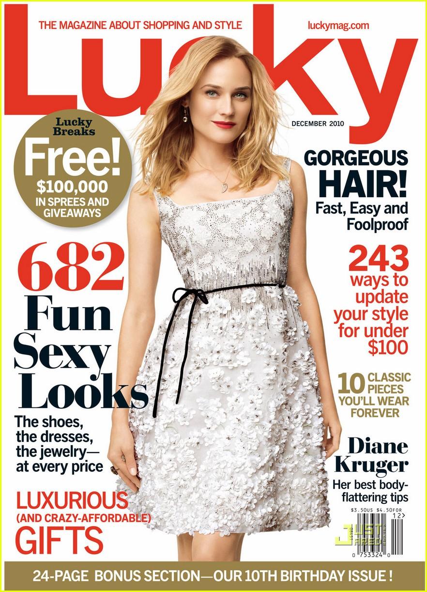 diane kruger lucky magazine december 2010 01