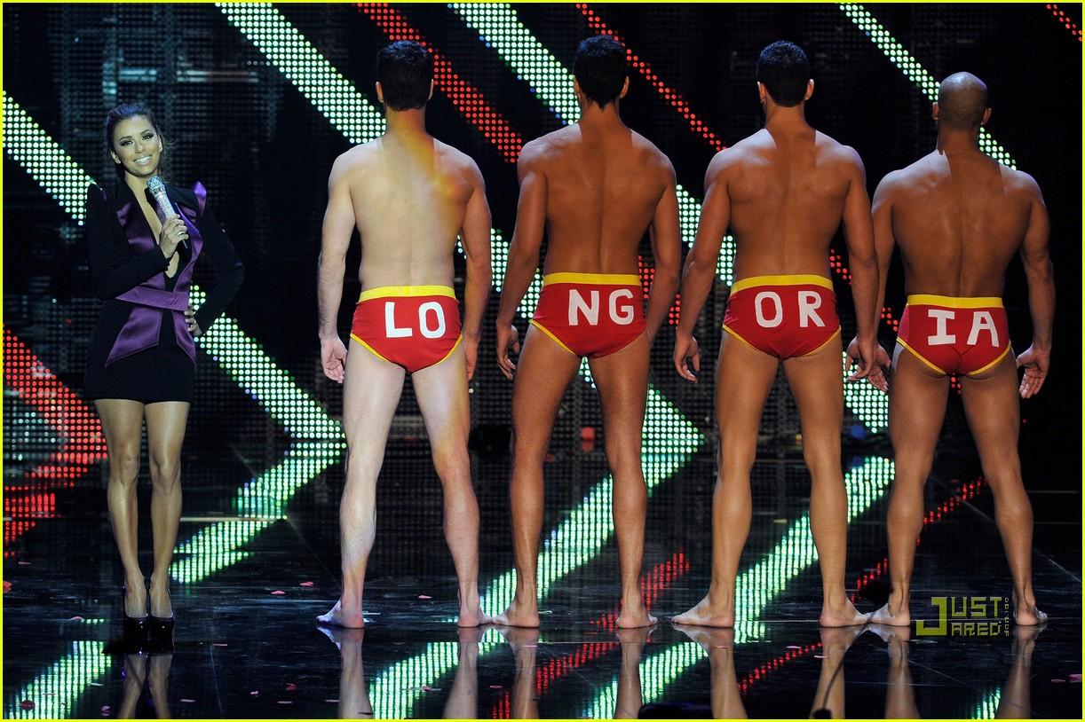 eva longoria underwear models 13