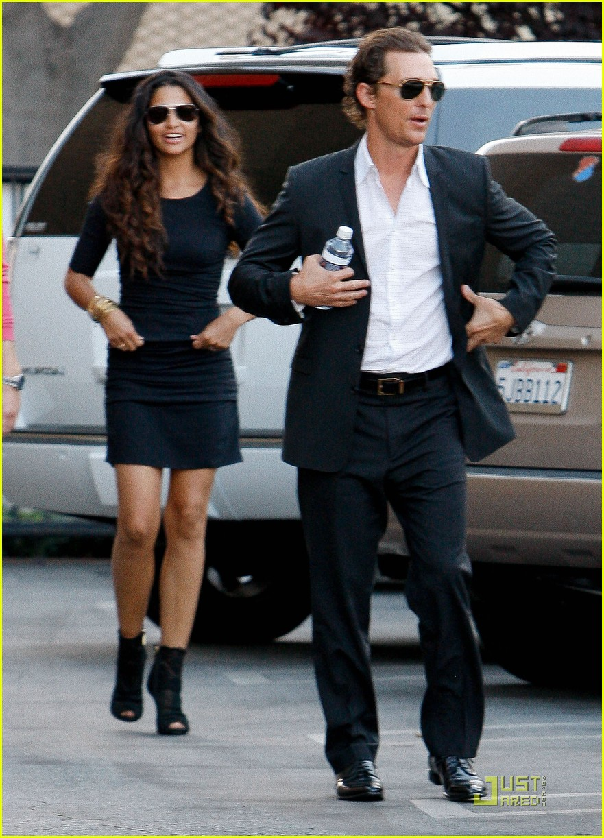 matthew mcconaughey camila alves birthday 06