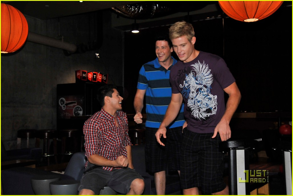 cory monteith bowling 17