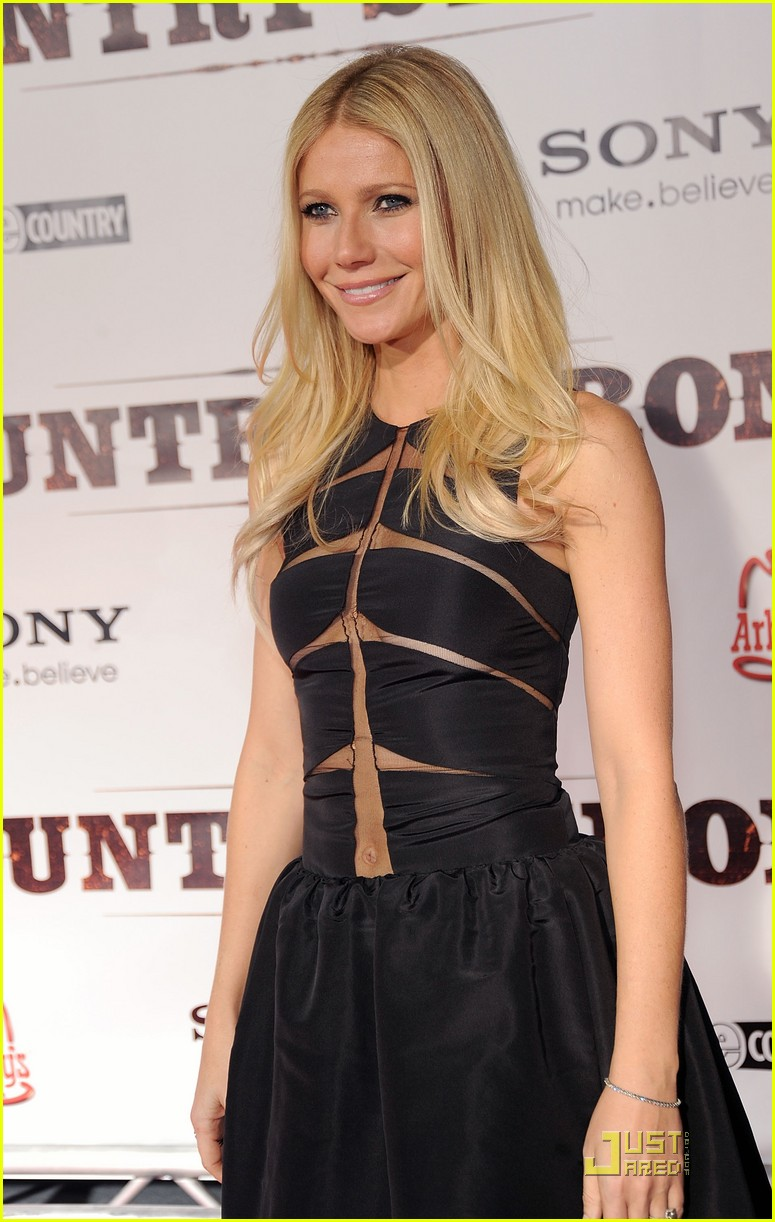 gwyneht paltrow country premiere 02