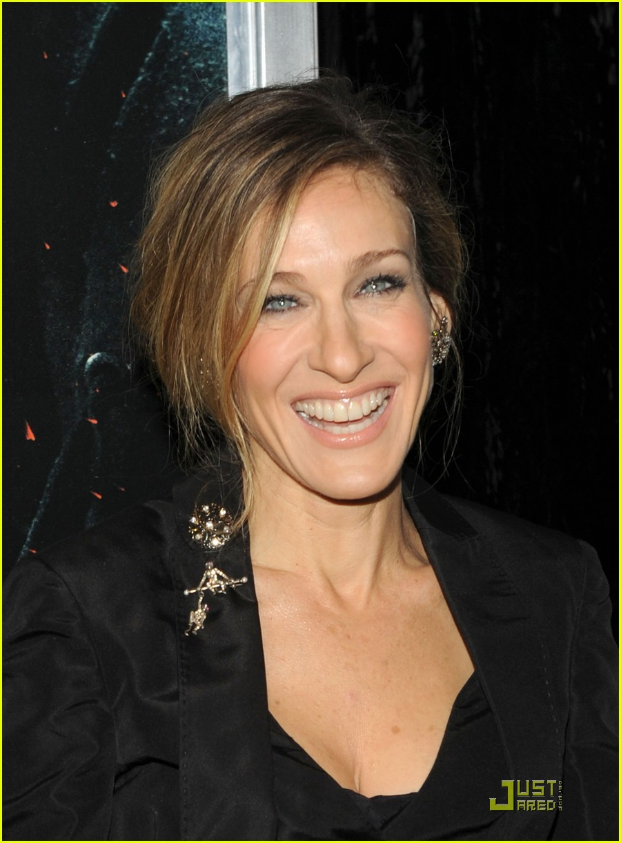 sarah jessica parker beauty in black 10