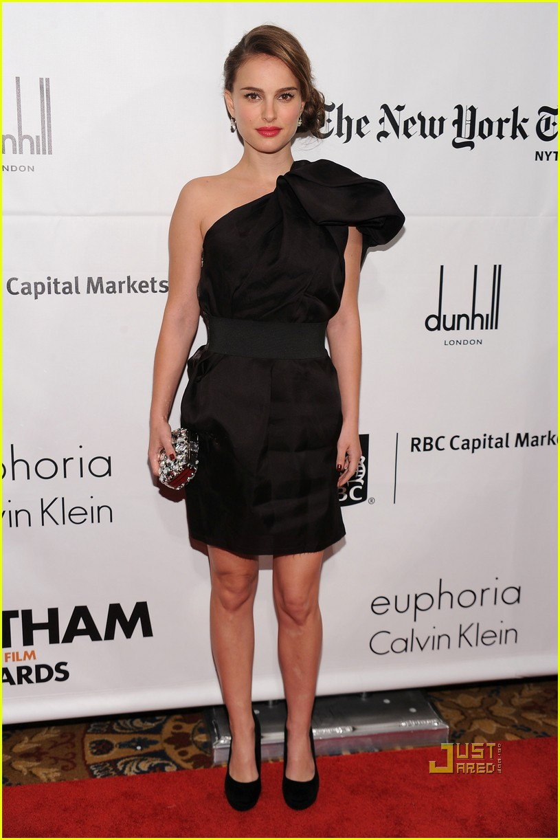 natalie portman gotham awards 02