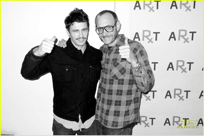 Terry Richardson Photos James Franco
