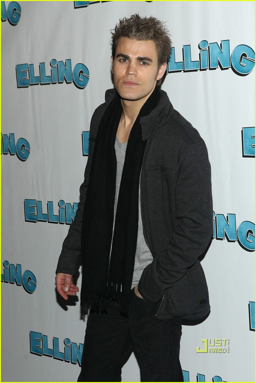 paul wesley tr night elling opening night 08