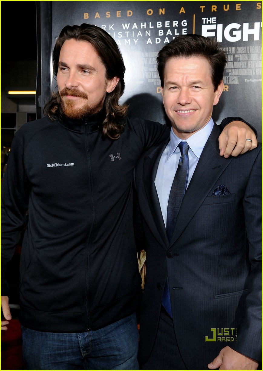 amy adams mark wahlberg christian bale fighter premiere 07