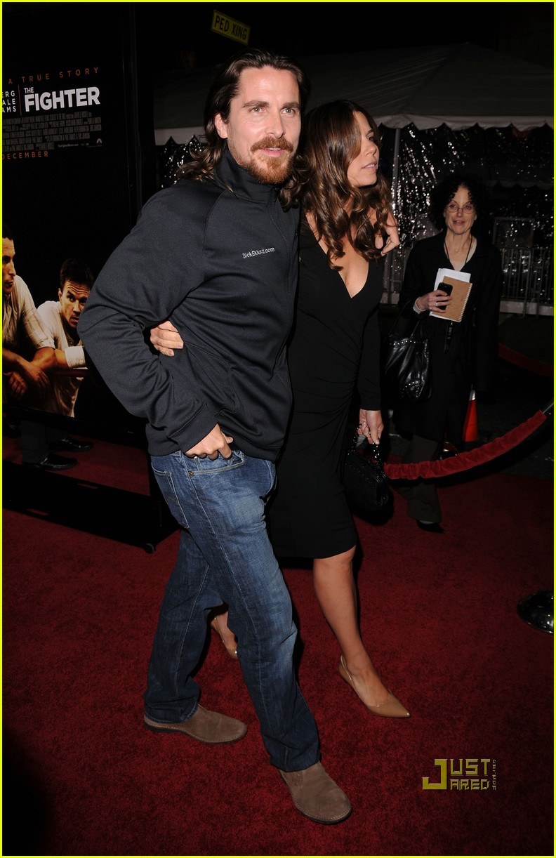 amy adams mark wahlberg christian bale fighter premiere 09