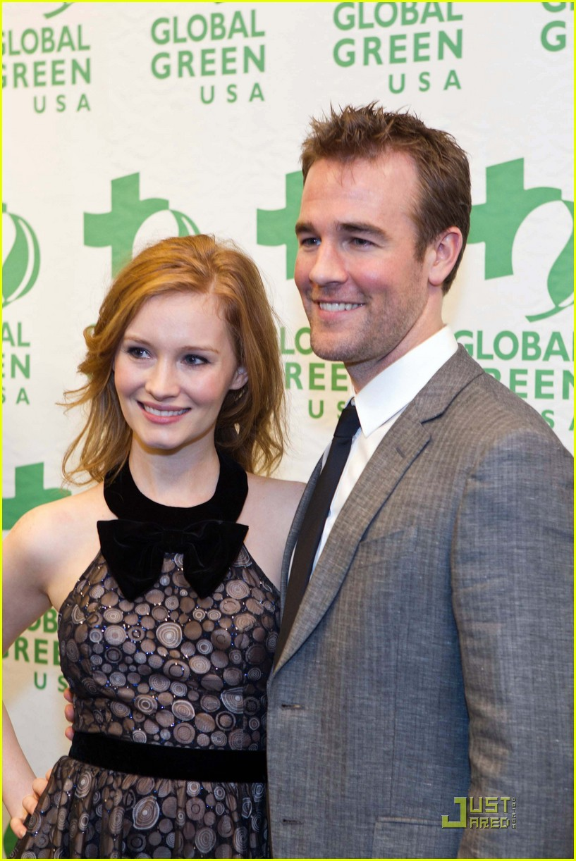 james van der beek global green 05