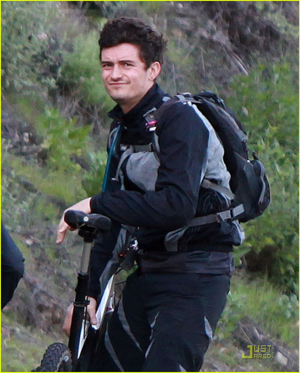orlando bloom biker boy 032506873