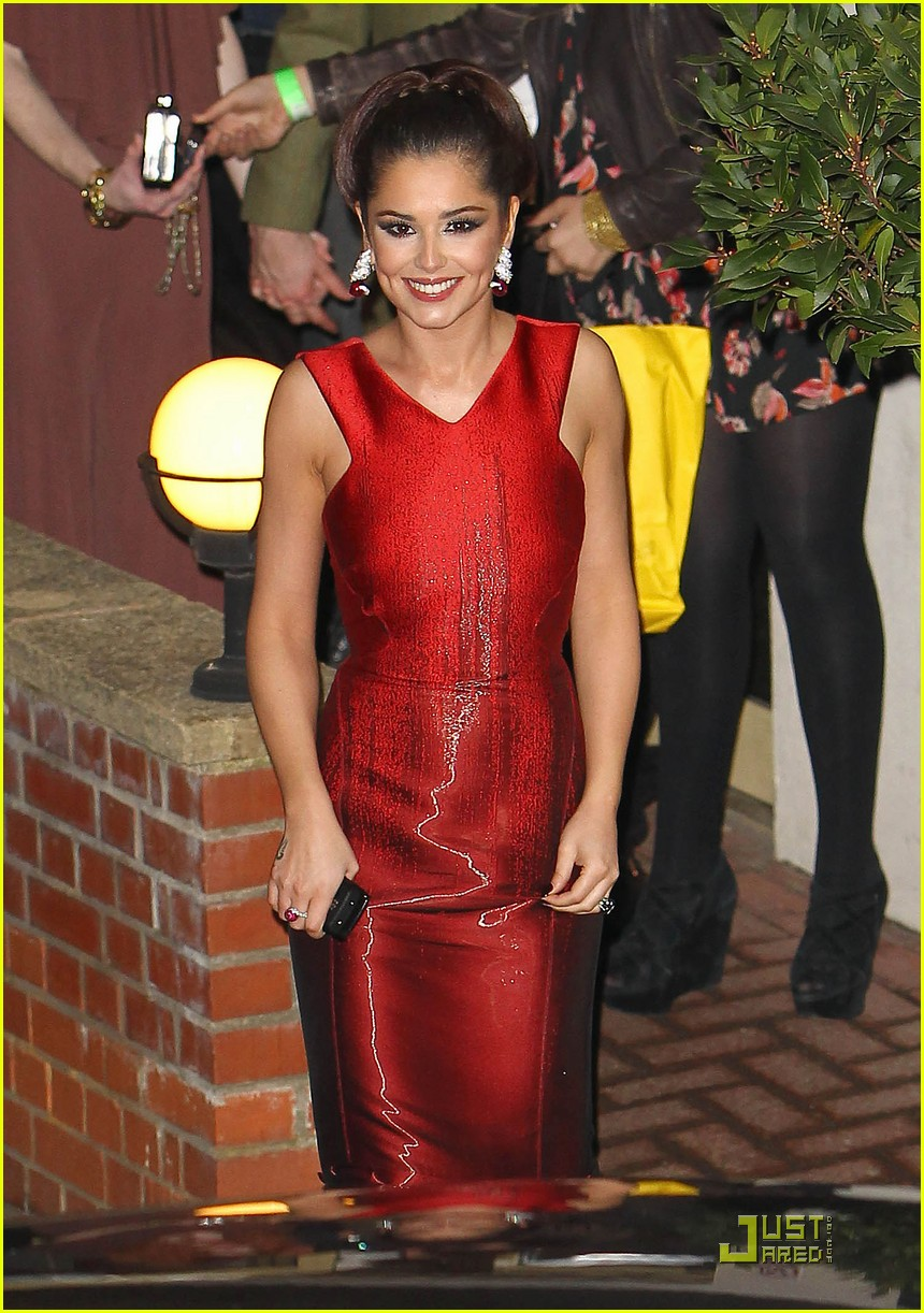 cheryl cole x factor finals 16