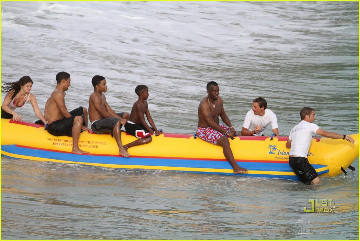 diddy banana boat 12