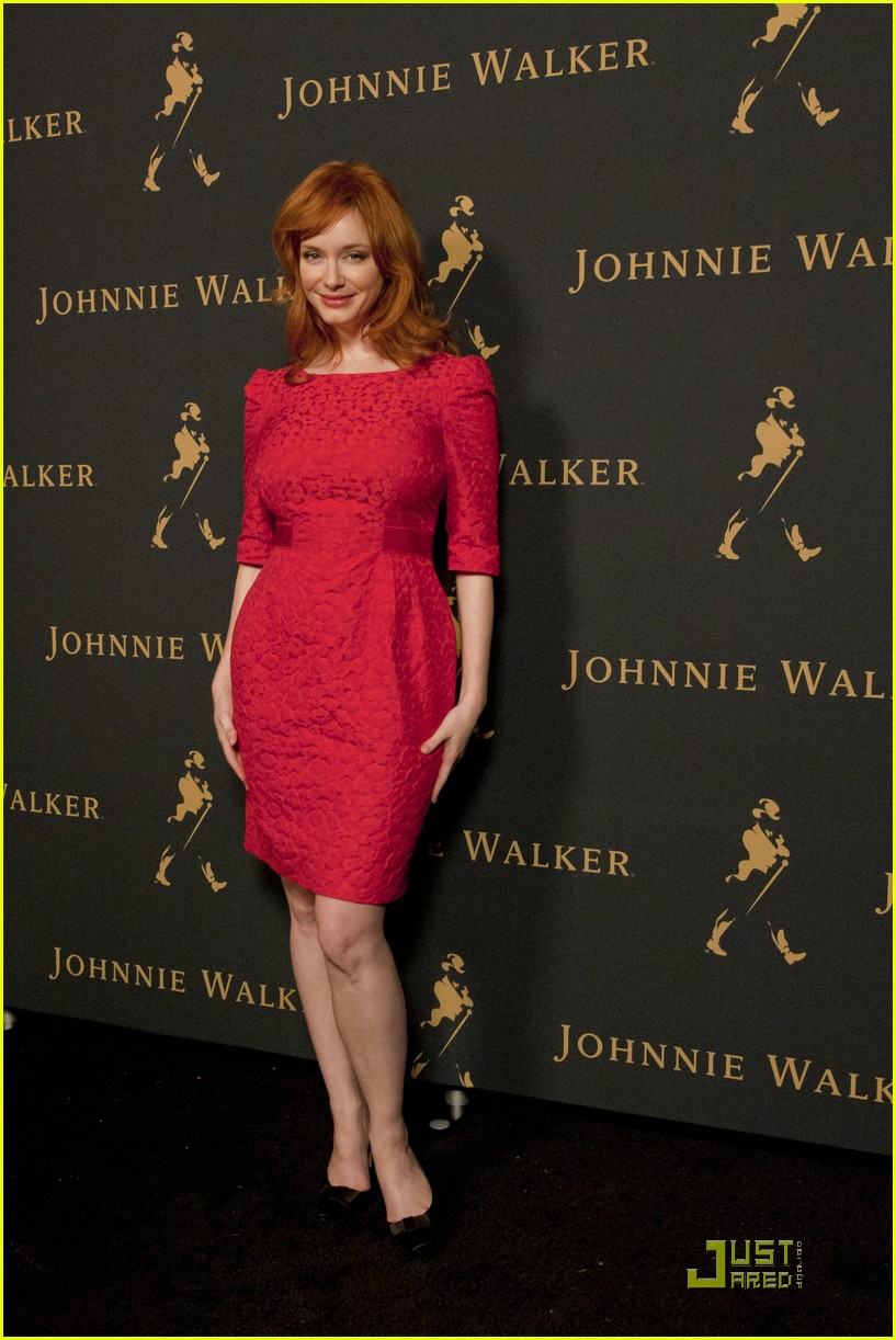 christina hendricks johnny walker house 02
