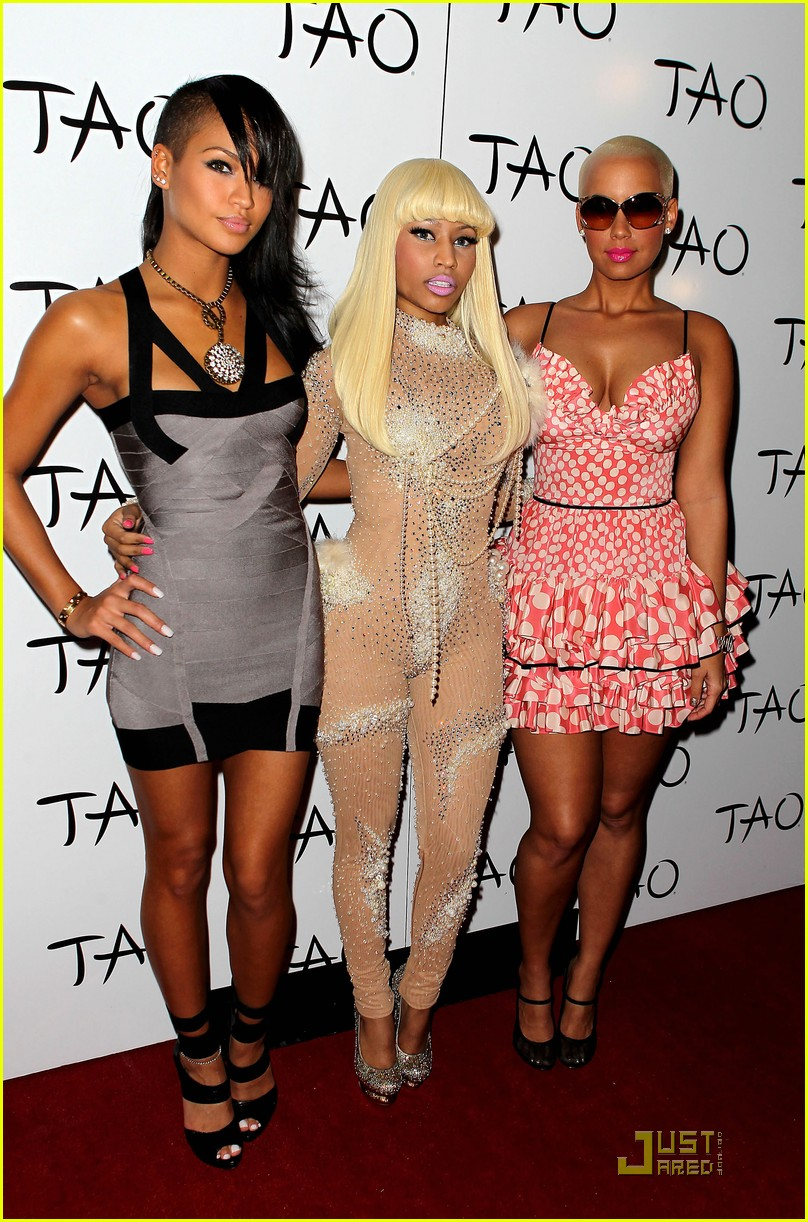 nicki minaj birthday party amber rose 03