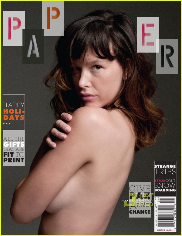 paz de la huerta paper magazine winter 2010 2011 01