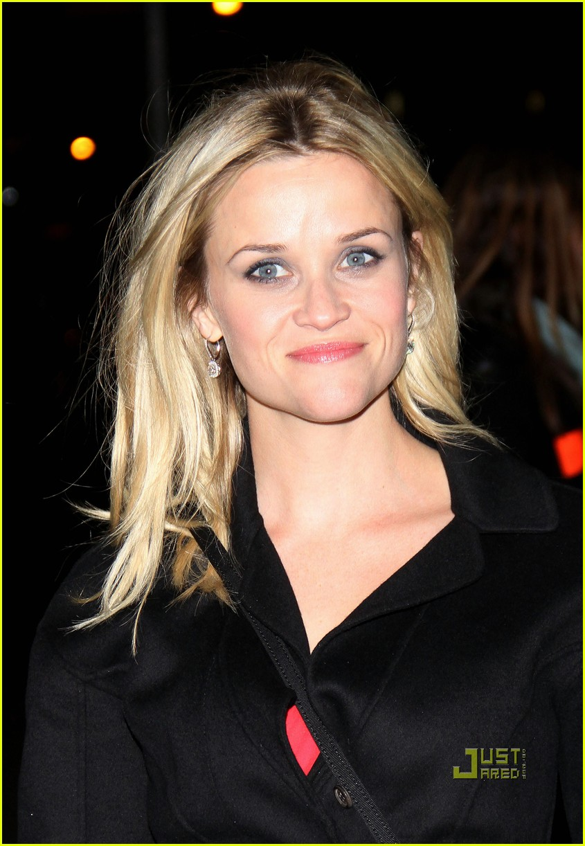 reese witherspoon late show david letterman 012501669