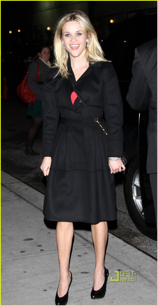 reese witherspoon late show david letterman 02