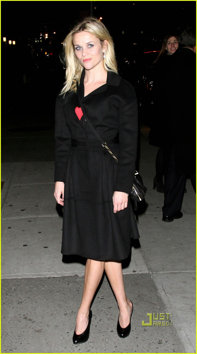 reese witherspoon late show david letterman 03