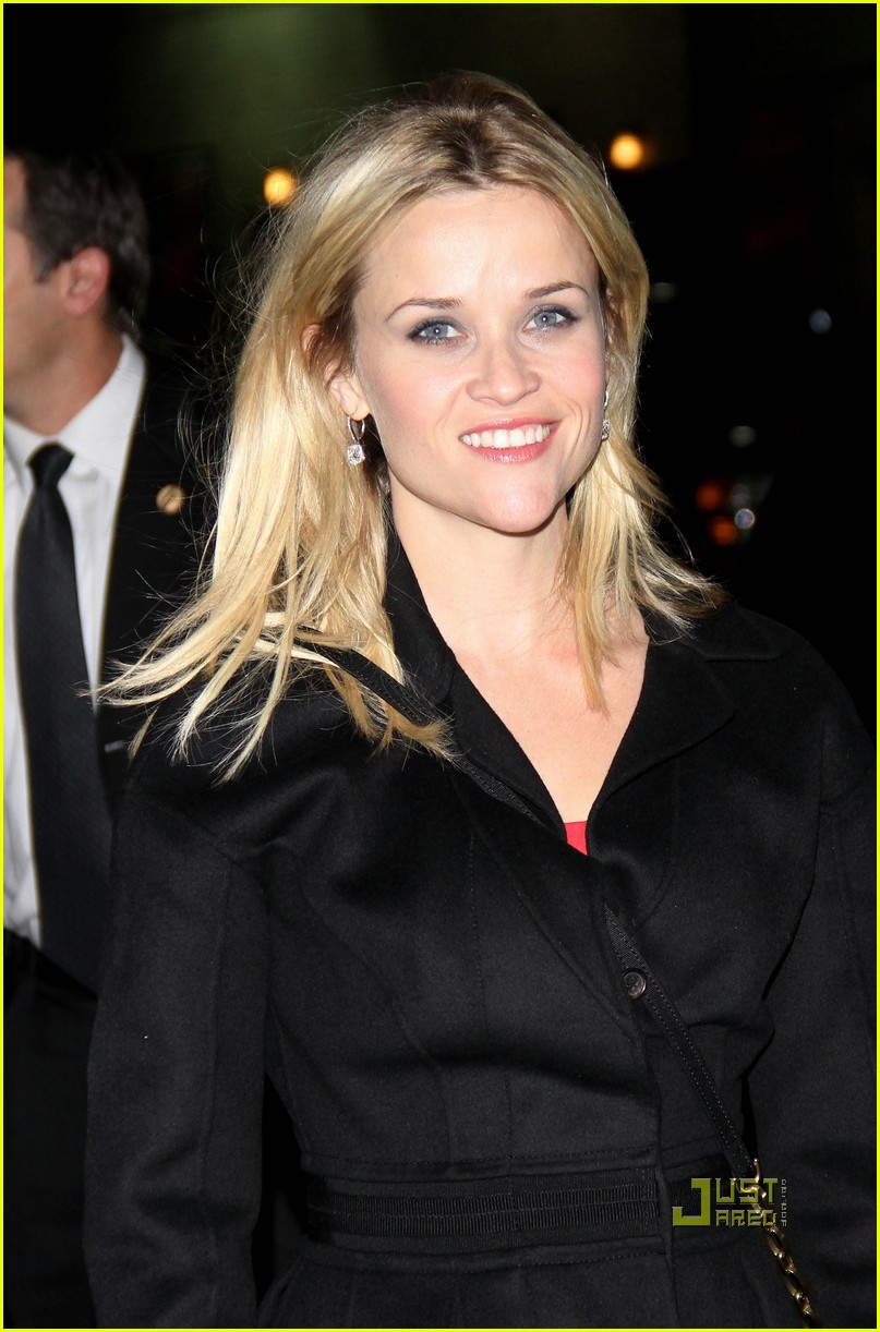 reese witherspoon late show david letterman 06