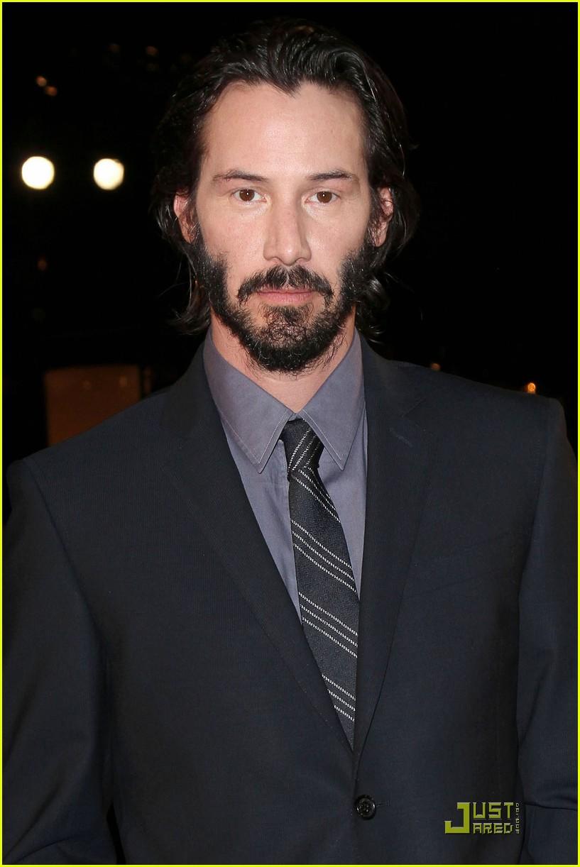 Keanu Reeves Hits Marrakech Film Festival