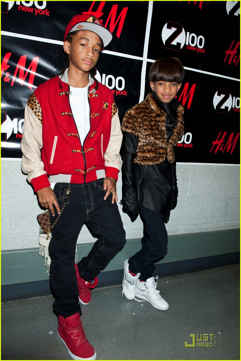 Jaden and Willow SmithHow Old Is Jaden Smith