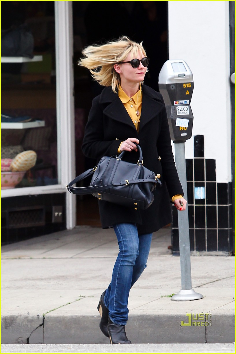 kirsten dunst parking ticket 102506077