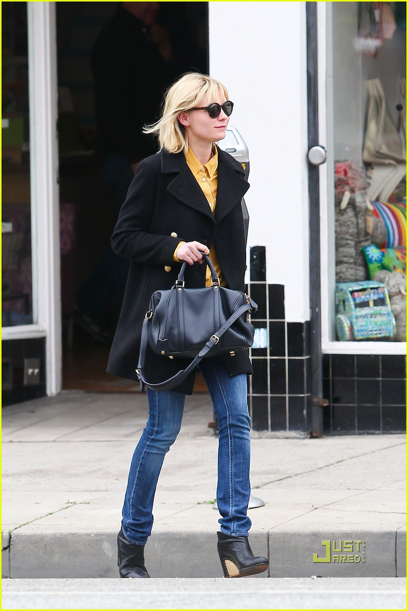 kirsten dunst parking ticket 162506083