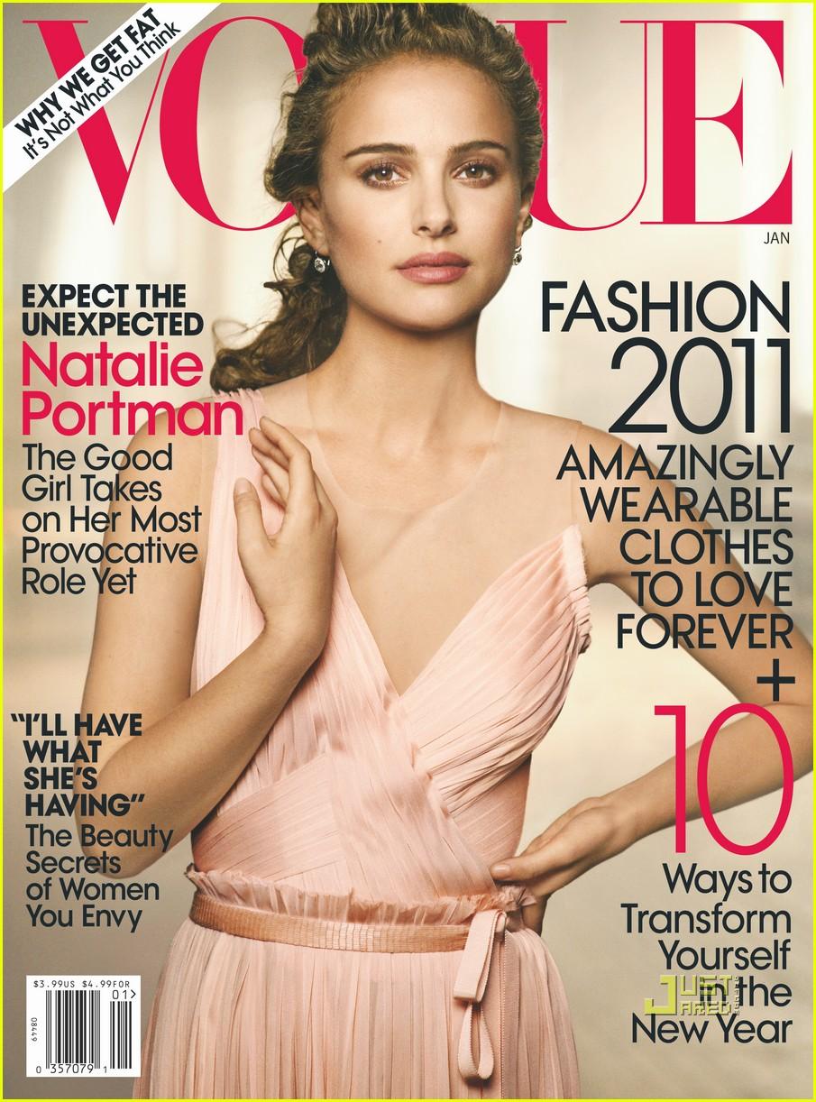 Natalie Portman  Vogue Cover Spread   Photo 2503682   Natalie Portman