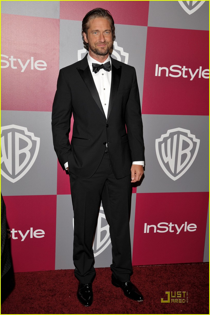 gerard butler instyle party 02
