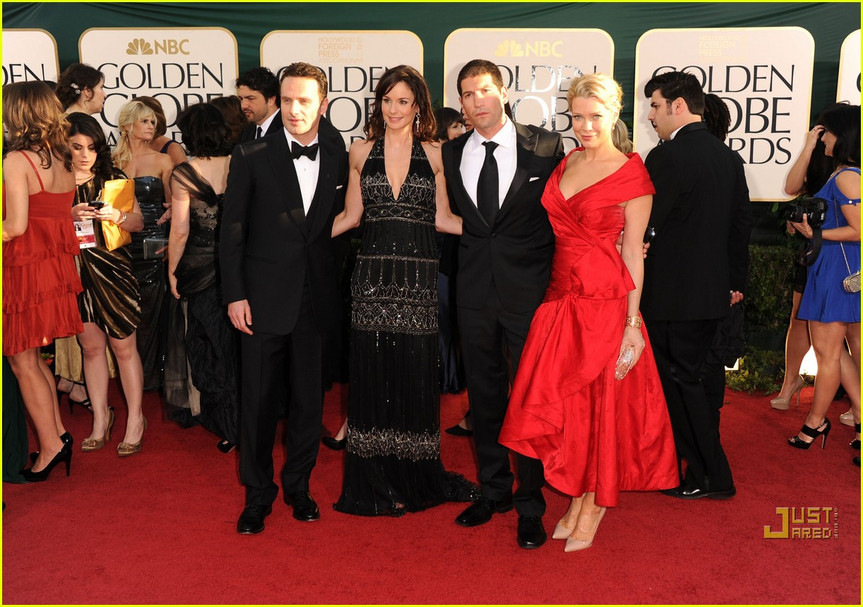 sarah wayne callies golden globes 2011 01