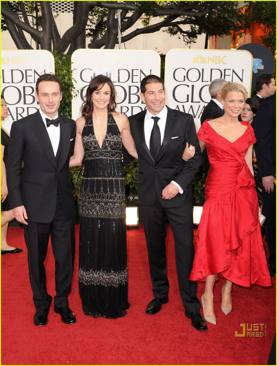 sarah wayne callies golden globes 2011 03
