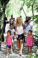 kate gosselin new zealand sight seeing 03