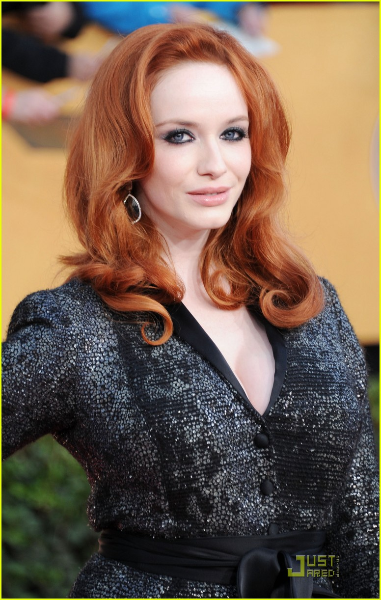 christina hendricks 2011 sag awards 03