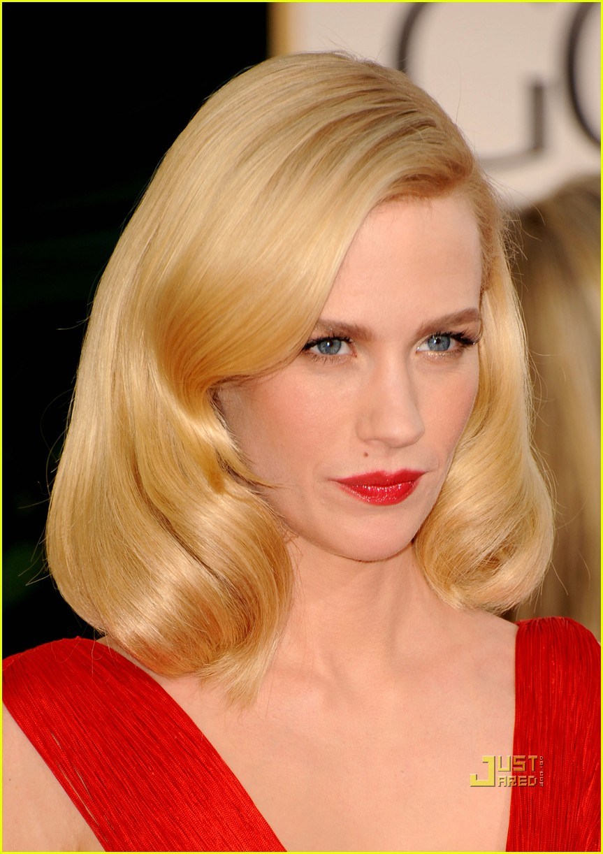 january jones 2011 golden globes 16