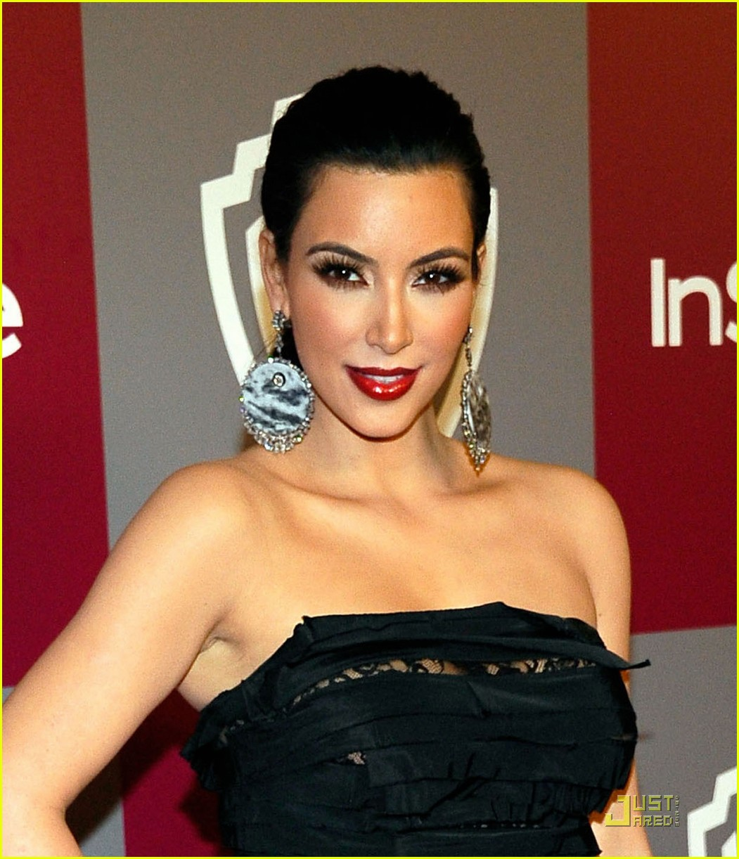 kim kardashian instyle party 01