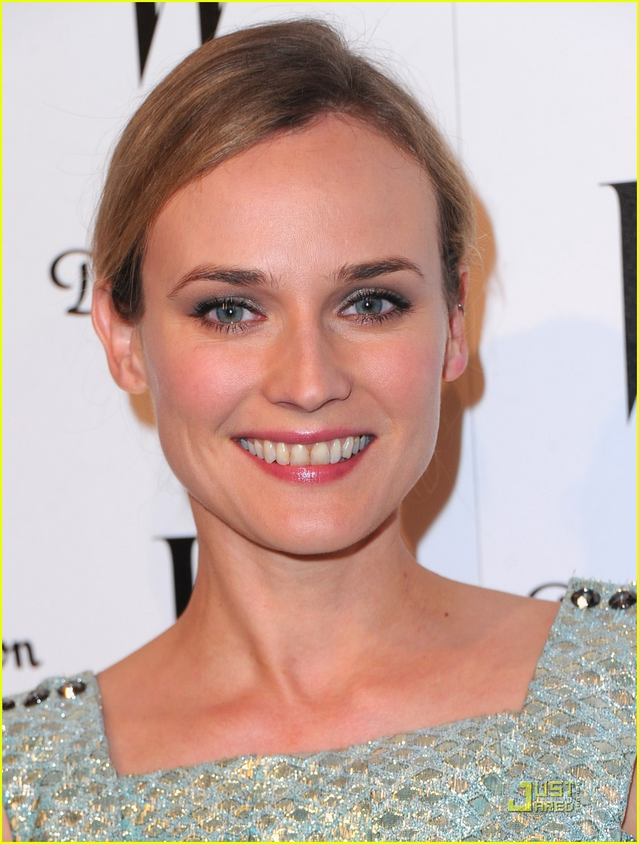 diane kruger w magazine golden globe party 03