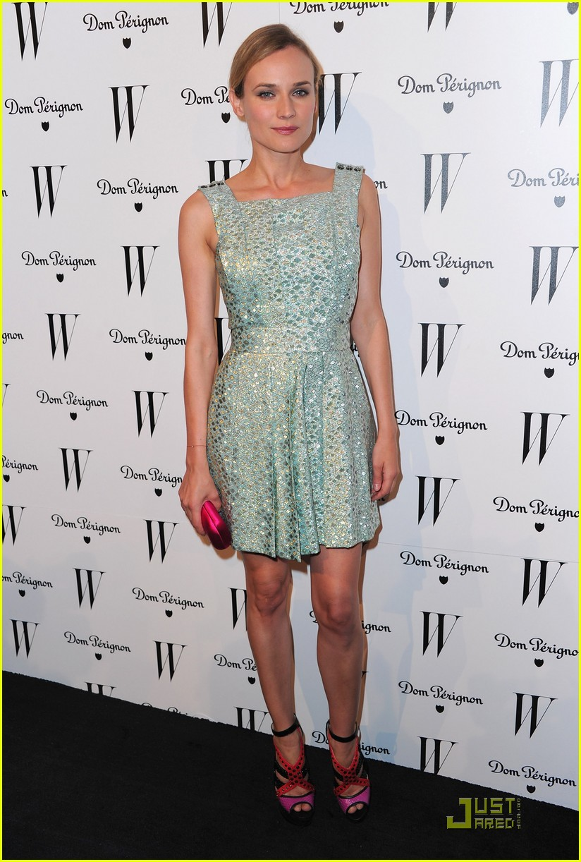 diane kruger w magazine golden globe party 04