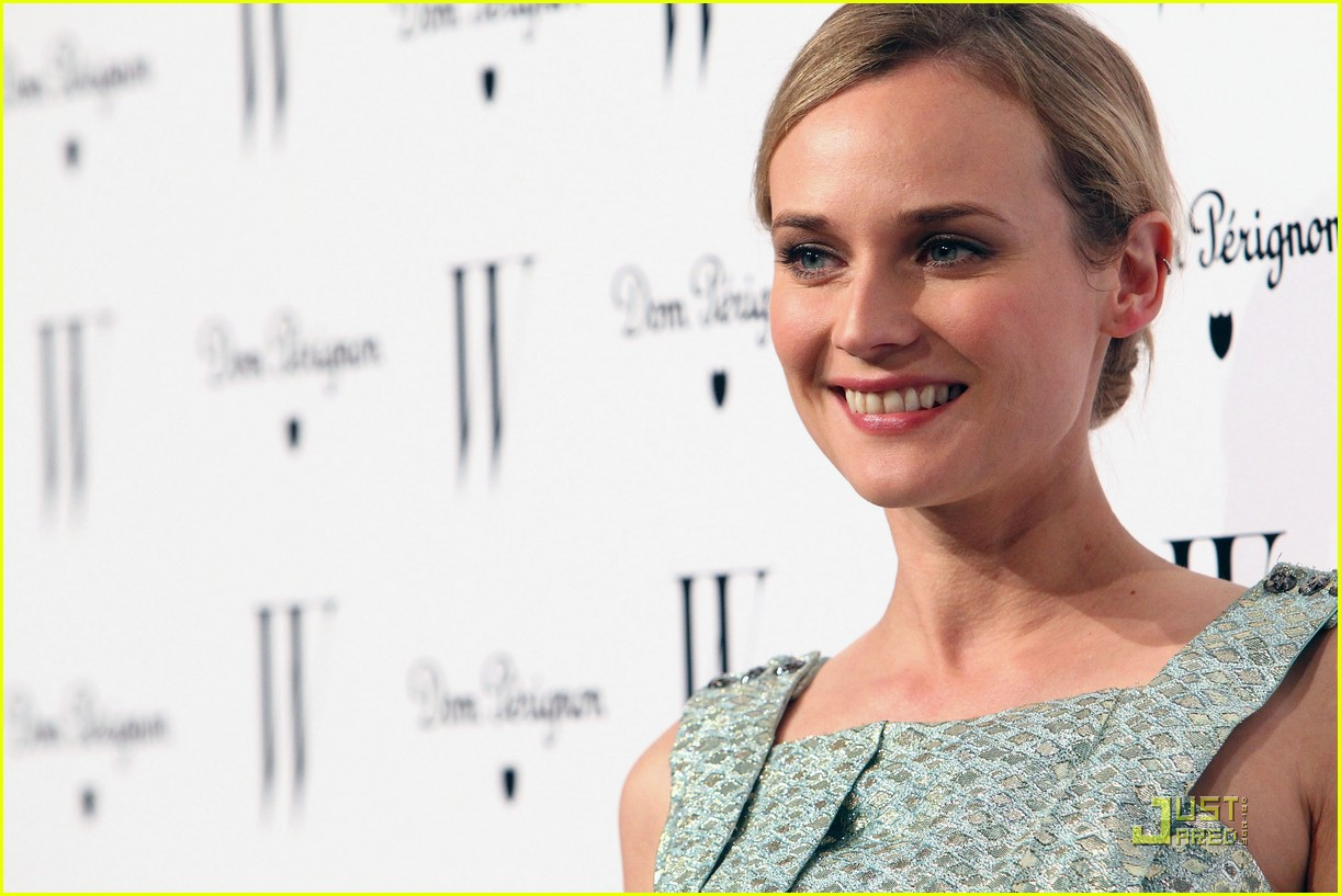 diane kruger w magazine golden globe party 06