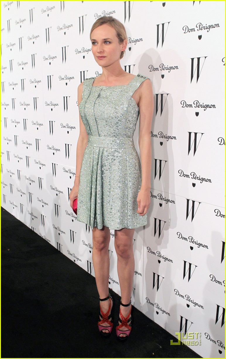 diane kruger w magazine golden globe party 07