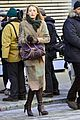blake lively bundles up gossip girl 05