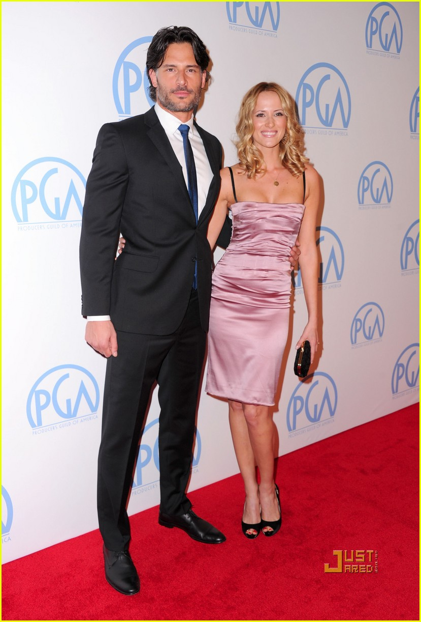 joe manganiello audra marie producers guild awards 03