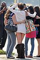 annalynne mccord jessica stroup on 90210 set 11