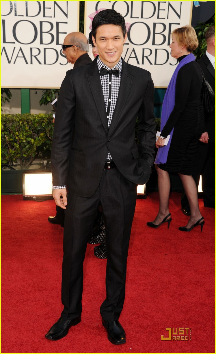 matthew morrison glee boys golden globes 2011 08