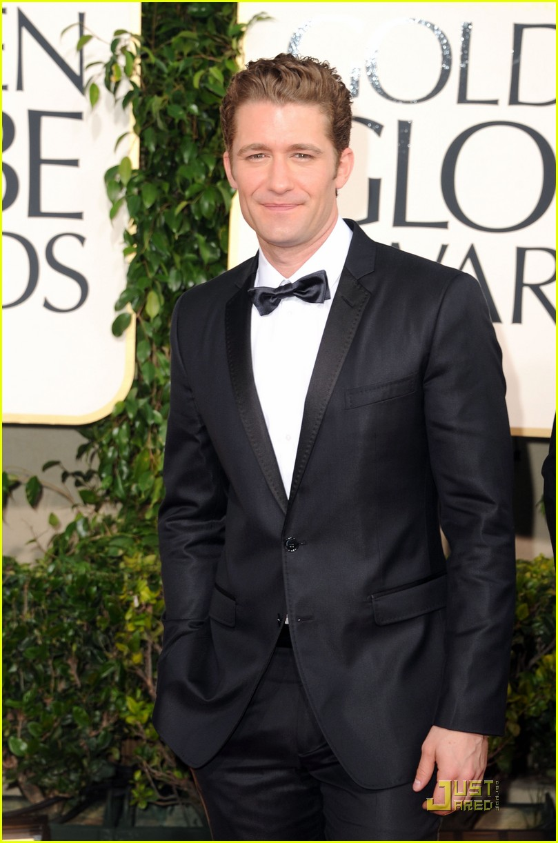 matthew morrison glee boys golden globes 2011 14