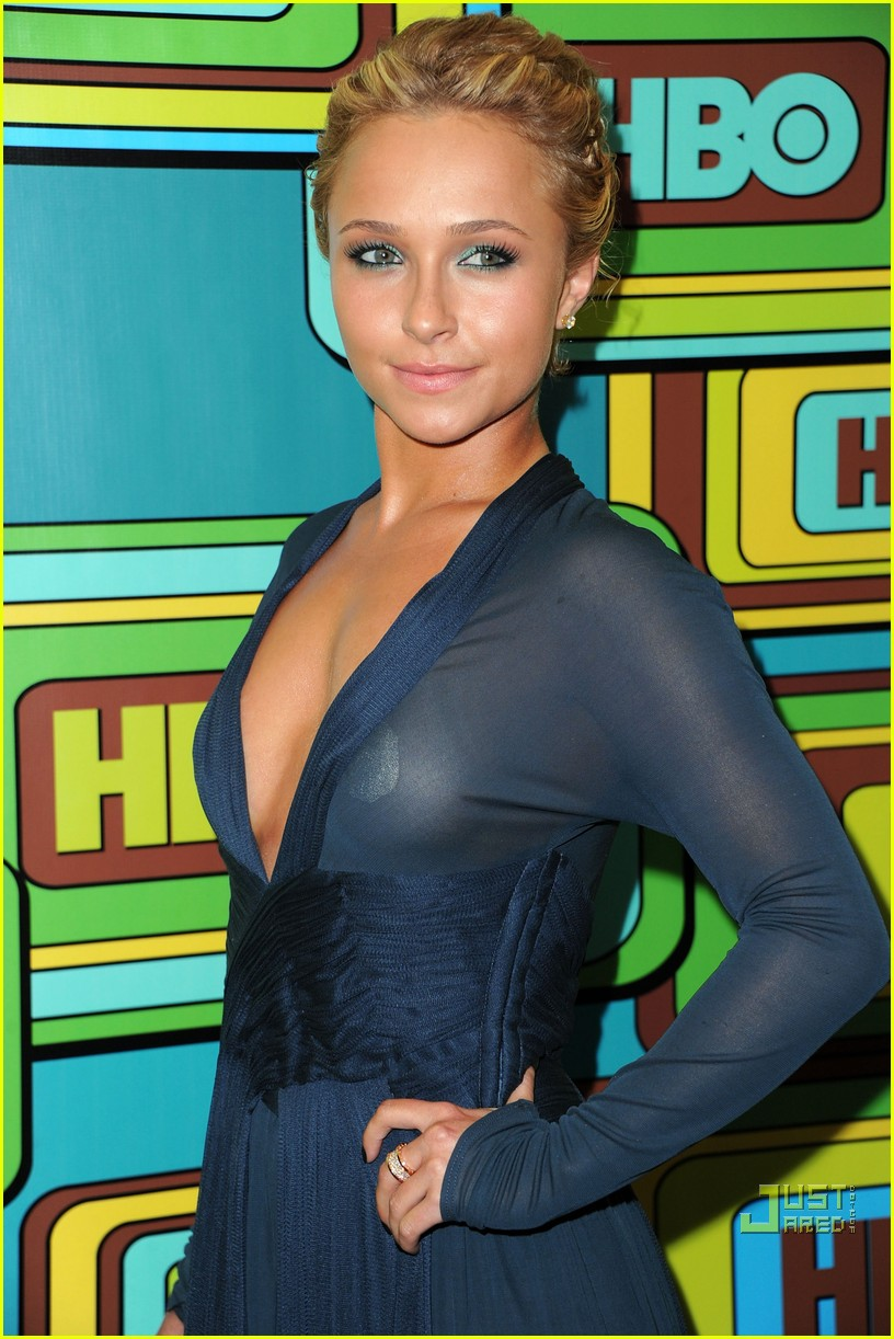 hayden panettiere wladimir klitschko hbo golden globes party 05