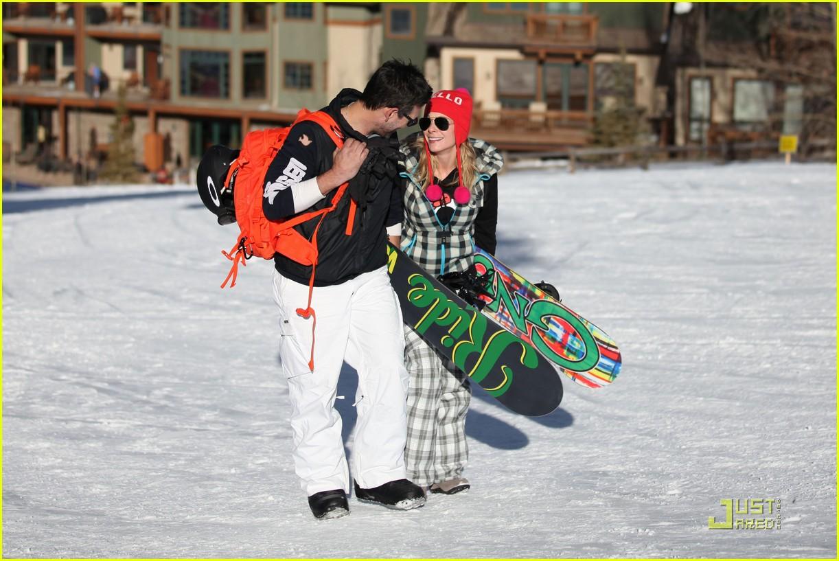 leann rimes eddie cibrian snowboarding 10