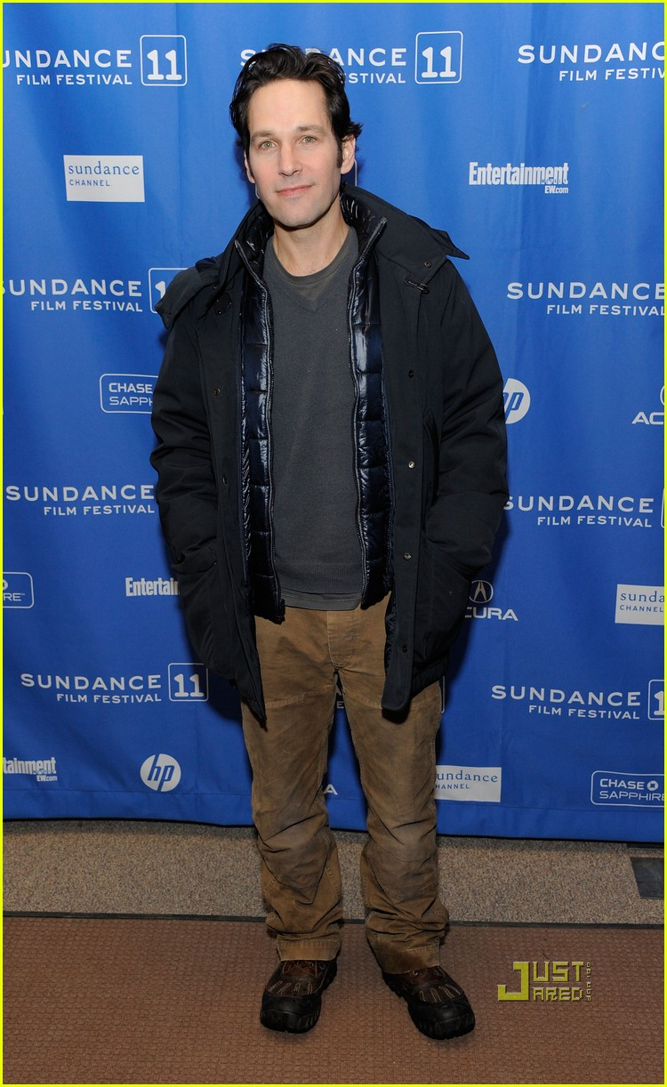 zooey deschanel paul rudd rashida jones idiot brother sundance 10